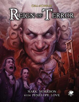 Chaosium Cthulhu: Reign of Terror (HC) CAO23149