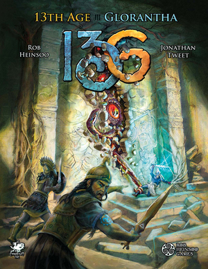 Chaosium 13th Age Glorantha (HC) CAO4400H