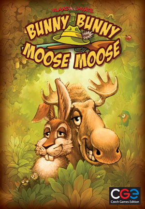 Czech Games Edition Bunny Bunny Moose Moose CGE00008