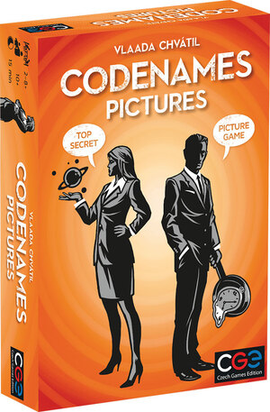 Czech Games Edition Codenames: Pictures CGE00036