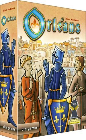 dlpgames Orléans *Reprint* DLP00216