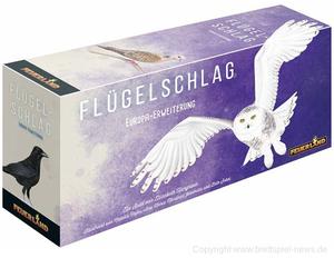 Feuerland Spiele Flügelschlag: Europa-Erweiterung [Erweiterung] FEU63563
