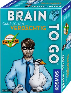 KOSMOS Brain to go - Gans schön verdächtig 690830