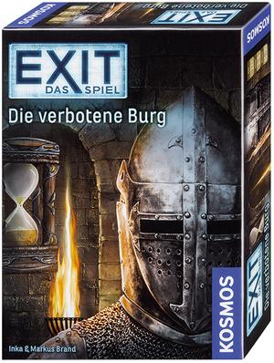 KOSMOS EXIT - Das Spiel: Die verbotene Burg 692872