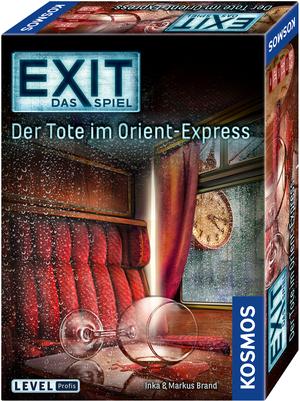 KOSMOS EXIT - Das Spiel: Der Tote im Orient-Express 694029