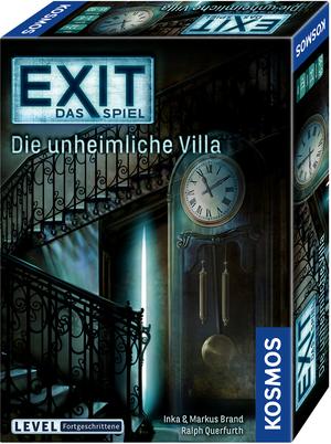 KOSMOS EXIT - Das Spiel: Die unheimliche Villa 694036