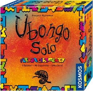 KOSMOS Ubongo: Ubongo Solo 694203