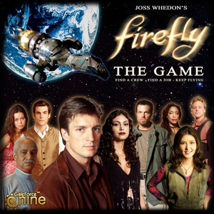 Gale Force Nine Firefly: Crime & Punishment Game Booster GF9FIR21