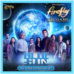 Gale Force Nine Firefly: Blue Sun Expansion