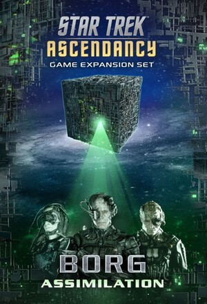 Gale Force Nine Star Trek: Ascendancy Borg Assimilation GF9ST027