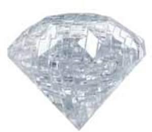 HCM Kinzel Crystal Puzzle, Diamant HCM03006