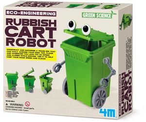 HCM Kinzel Green Science: Eco-Engineering - Rubbish Cart Robot HCM68492