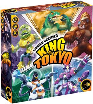 iello King of Tokyo No.2 - Edition 2016 IEL51314