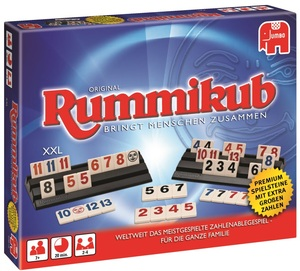 Jumbo Original Rummikub XXL JUM03819