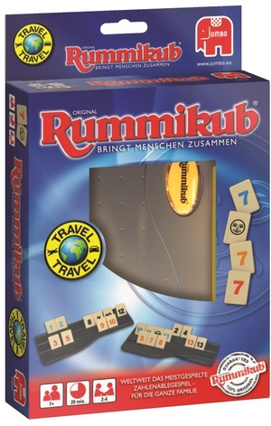 Jumbo Travel Rummikub JUM03942