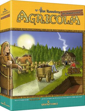 Lookout Spiele Agricola Erweiterung: Moorbauern LOG03022