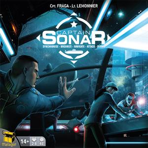 Pegasus Spiele Captain Sonar MATSCSO1