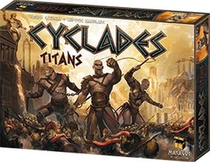 Matagot Cyclades: Titans Erweiterung MATSCYC3