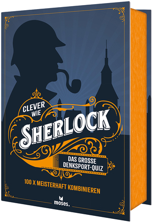 moses. Verlag Clever wie Sherlock MOS04599