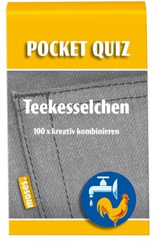 moses. Verlag Pocket Quiz: Teekesselchen MOS05992