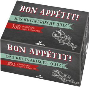 moses. Verlag Bon appetit! MOS09303