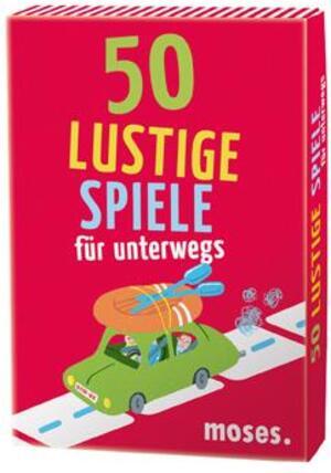 moses. Verlag 50 tolle Ideen gegen Langeweile für kleine Patienten MOS21081