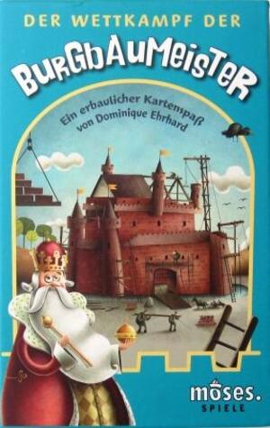 moses. Verlag Der Wettkampf der Burgbaumeister MOS90234