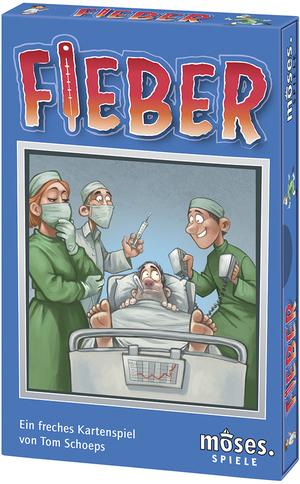 moses. Verlag Fieber - Das freche Kartenspiel MOS90287