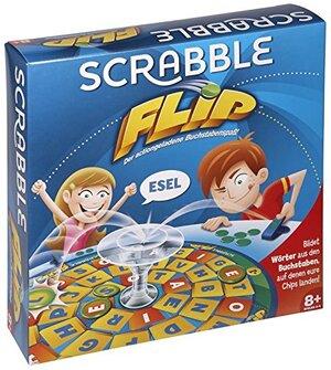 Mattel Spiele Familienspiel Scrabble Fit CJN60