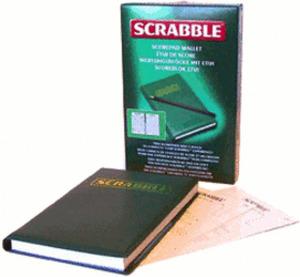 Piatnik Scrabble - Wertungsblock m.Etui PIA50082