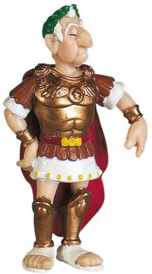 PLASTOY Asterix: Figur Caesar PLA60512