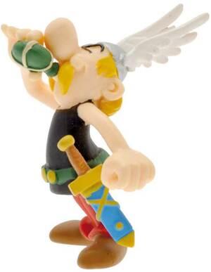 PLASTOY Asterix: Figur Asterix mit Zaubertrank PLA60558