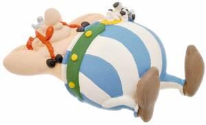PLASTOY Asterix: Magnet Obelix Mittagsschlaf PLA70022