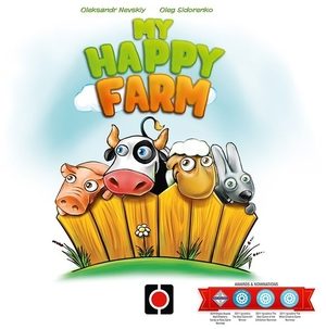 Portal Games My Happy Farm POP00355