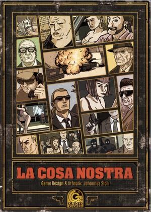 Quined Games La Cosa Nostra QUI00933