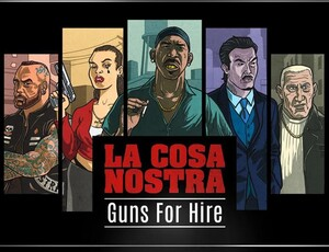 Quined Games La Cosa Nostra: Guns for Hire QUI03051