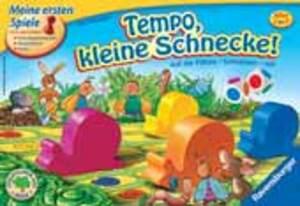 Ravensburger Tempo, kleine Schnecke RAV21420