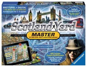 Ravensburger Scotland Yard Master RAV26602