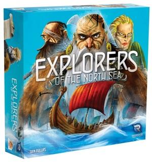 Renegade Game Studios Explorers of the North Sea RGS00586