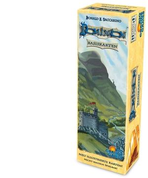 Rio Grande Games Dominion: Basiskarten-Set (Ergänzung) RIO01404
