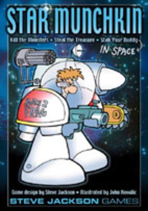 Steve Jackson Games Star Munchkin (englische Ausgabe) SJG01411