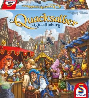Schmidt Spiele Die Quacksalber von Quedlinburg (d) 49341
