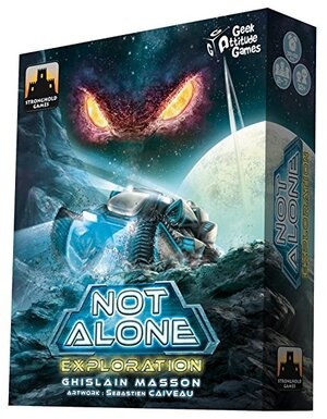 Stronghold Games Not Alone Exploration STG07110