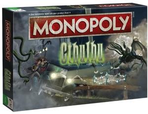 Winning Moves Monopoly: Cthulhu WIN44581