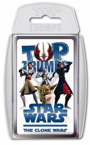 Winning Moves Top Trumps: Star Wars - The Clone Wars 2 326112