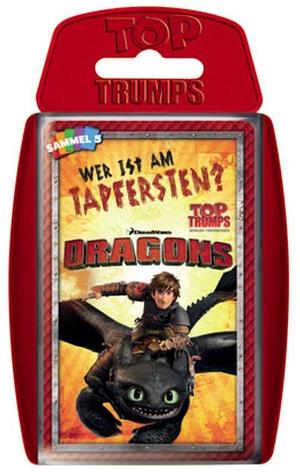 Winning Moves Top Trumps: Dragons - Drachen zähmen leicht gemacht WIN61953