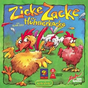 Zicke Zacke Hühnerkacke