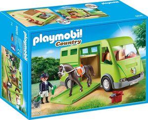 playmobil Pferdetransporter 6928A2