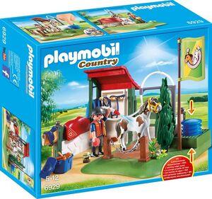 playmobil Pferdewaschplatz 6929