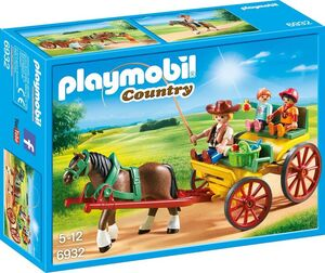 playmobil Pferdekutsche 6932A2